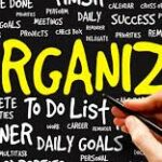 The Value of Organizing Tomorrow – Today